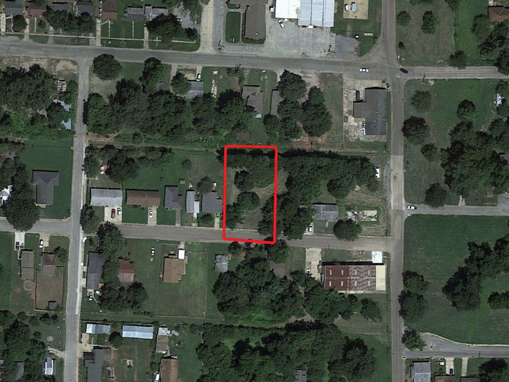 Great Residential Arkansas Lot in Blytheville - Image 1