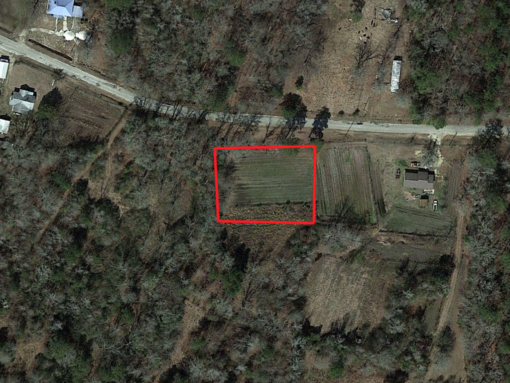 Small Farming Macon Alabama Tract - Image 1