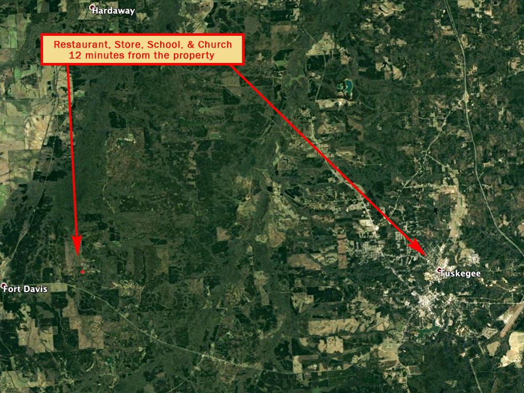 Small Farming Macon Alabama Tract - Image 5