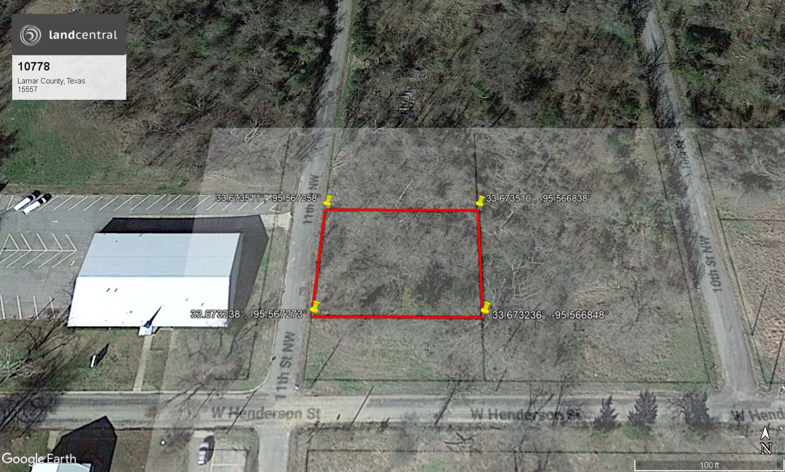 More than Quarter Acre of Prime Real Estate   LandCentral