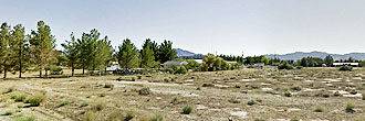 Mobile Home Lot Just Outside of Pahrump, NV