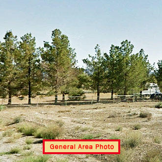 Mobile Home Lot Just Outside of Pahrump, NV - Image 0