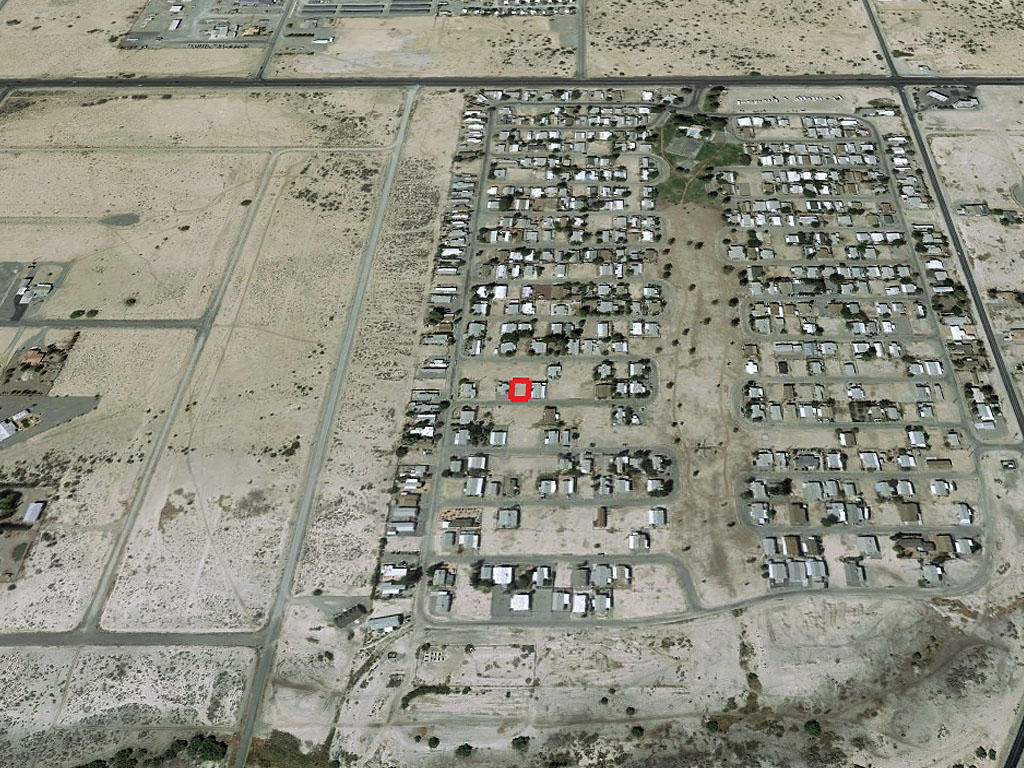 Mobile Home Ready Lot an Hour From Las Vegas, NV - Image 2