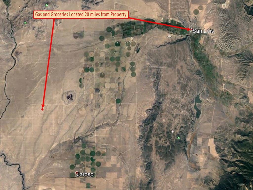 Spacious Acreage Near Rio Grande River in Southern Colorado - Image 4
