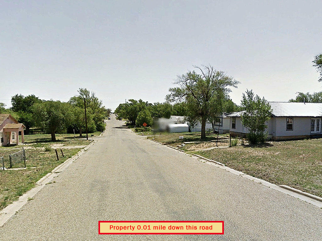 Great City Lot in Borger Texas - Image 5