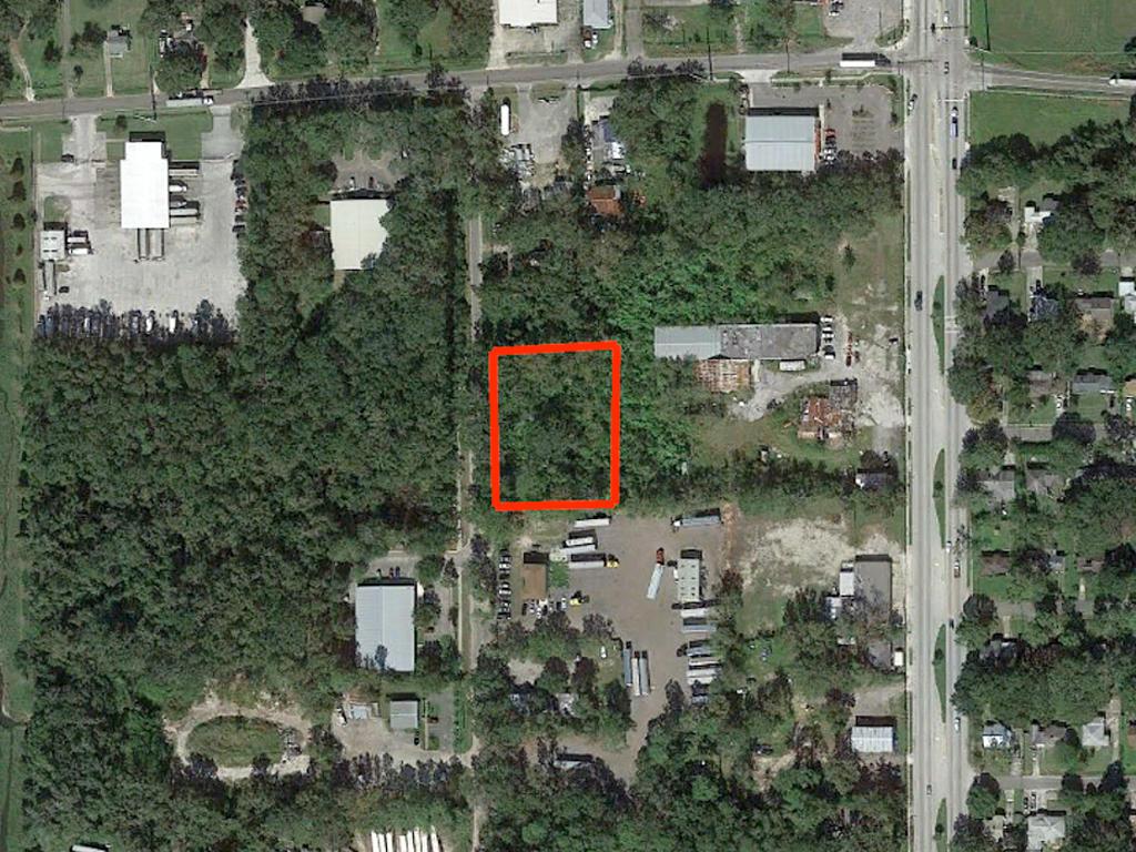 Large Acreage Jacksonville Residential Home Lot - Image 2