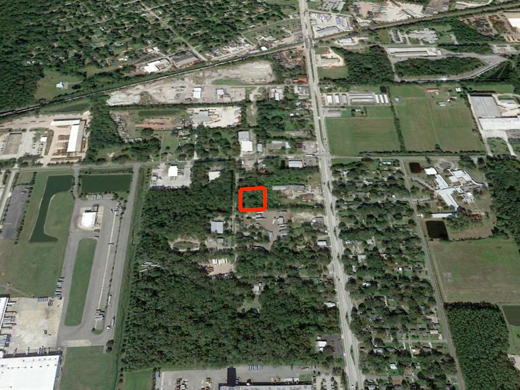 Large Acreage Jacksonville Residential Home Lot - Image 3