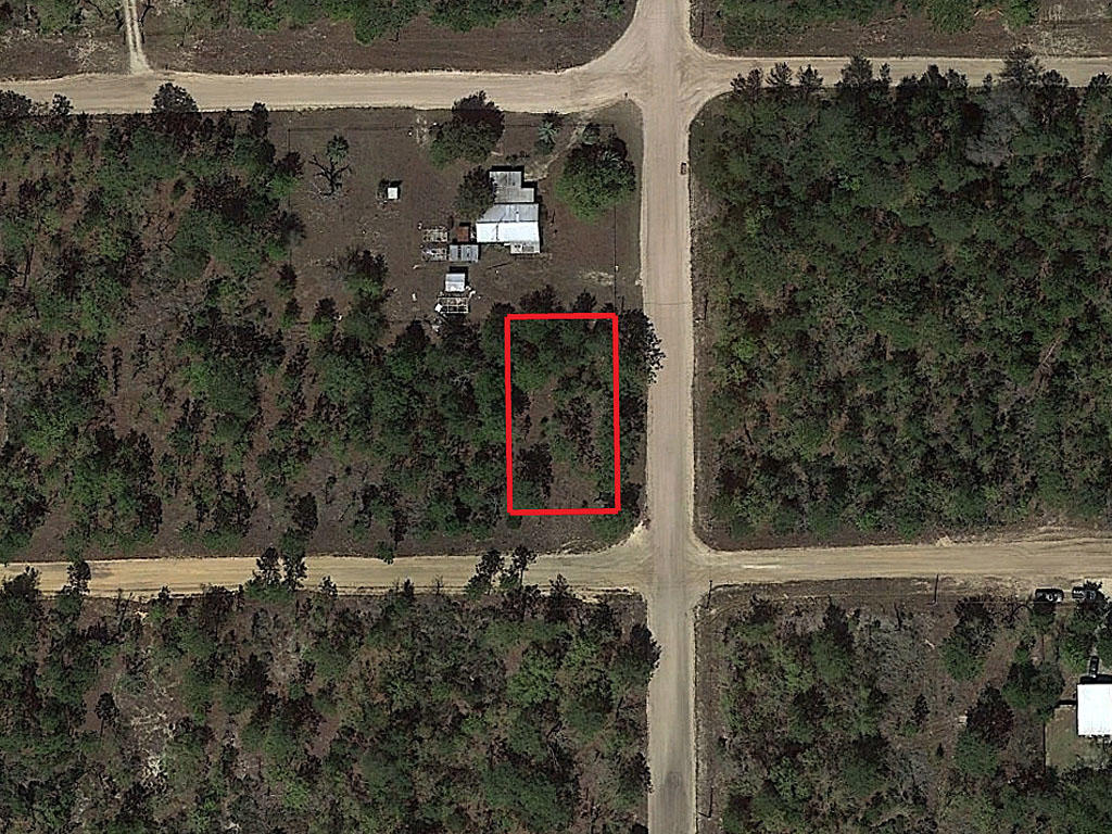 Rural Florida Property Near Lake Galilee - Image 1