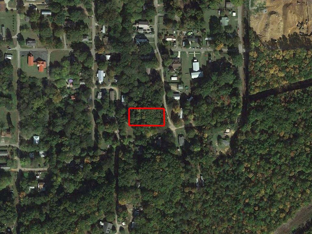 Half acre of Wooded Alabama Wonder - Image 1