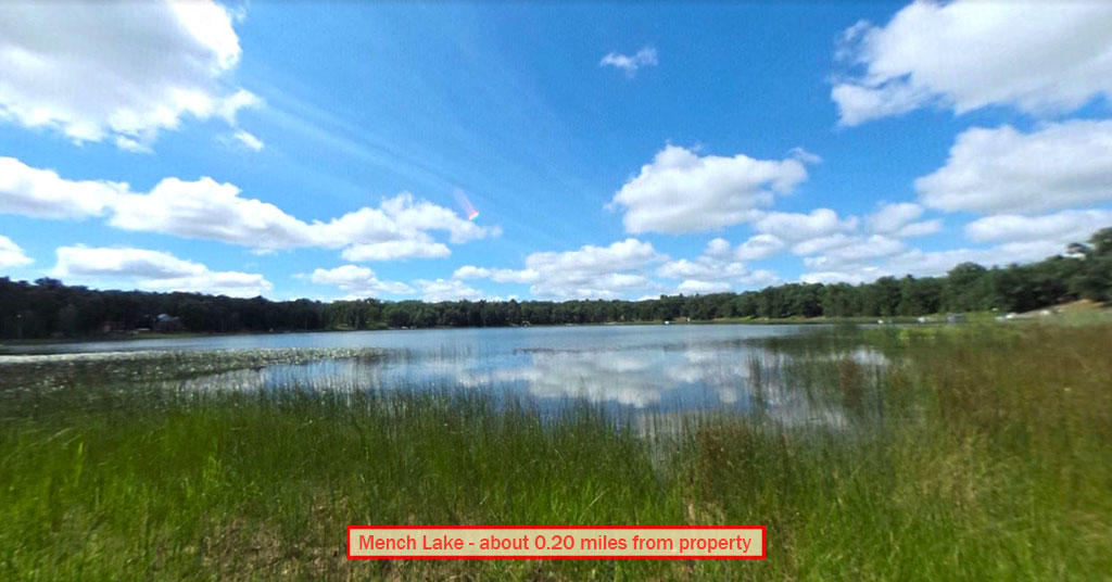 More Than Half Acre Camping Property Surrounded by Lakes - Image 4