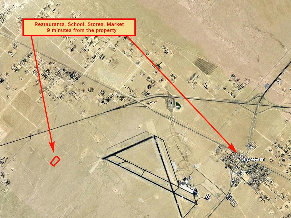 Five Private Acres in the California Desert - Image 4