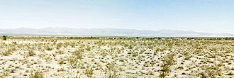 Five Private Acres in the California Desert