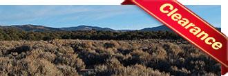 Mountain Views in Southern Colorado