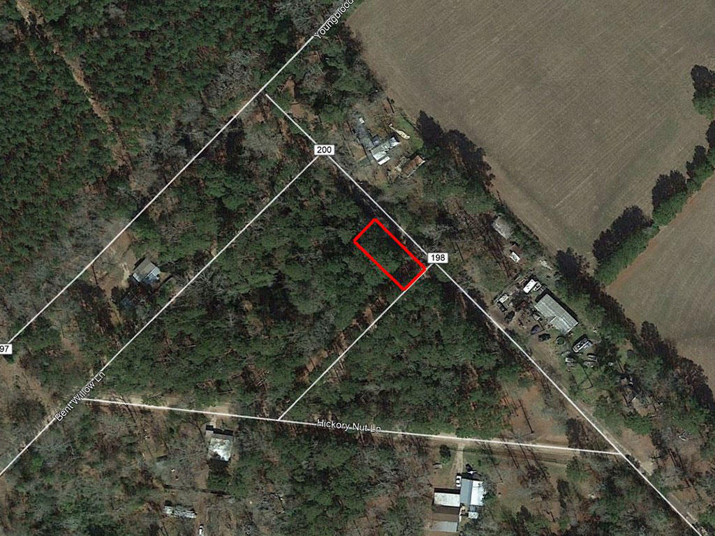 Angelina Texas Residential Zoned Property - Image 1
