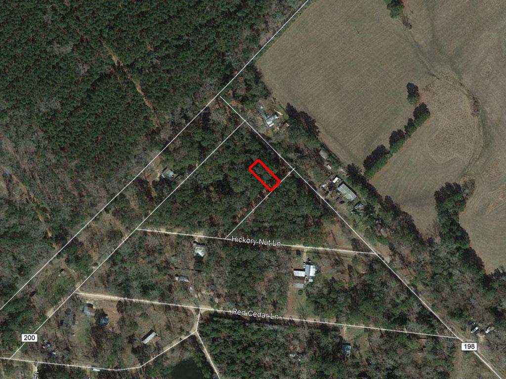 Close Proximity To Lake Sam Rayburn Homesite - Image 1