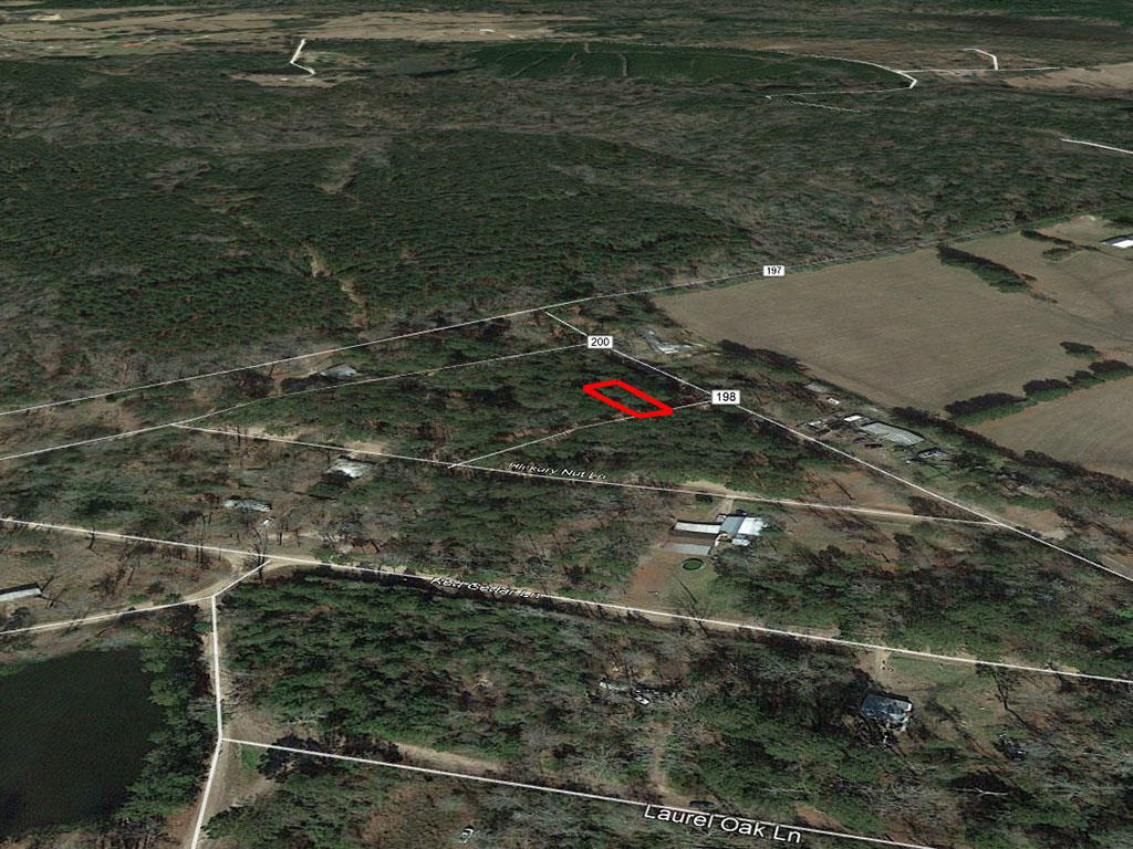 Close Proximity To Lake Sam Rayburn Homesite - Image 2