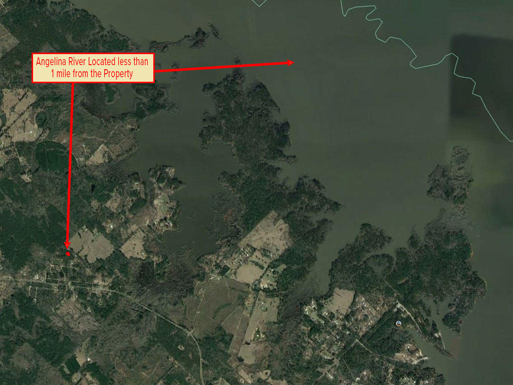 Close Proximity To Lake Sam Rayburn Homesite - Image 6
