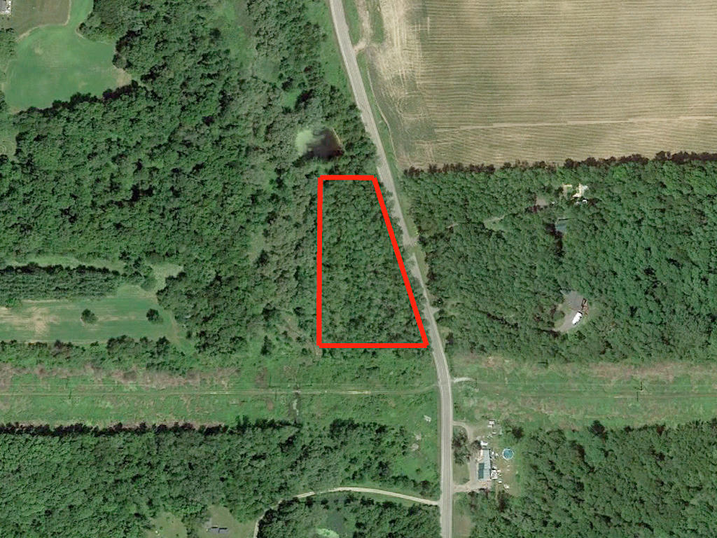 Wooded Two Acre Gem Near Lake Ontario - Image 2