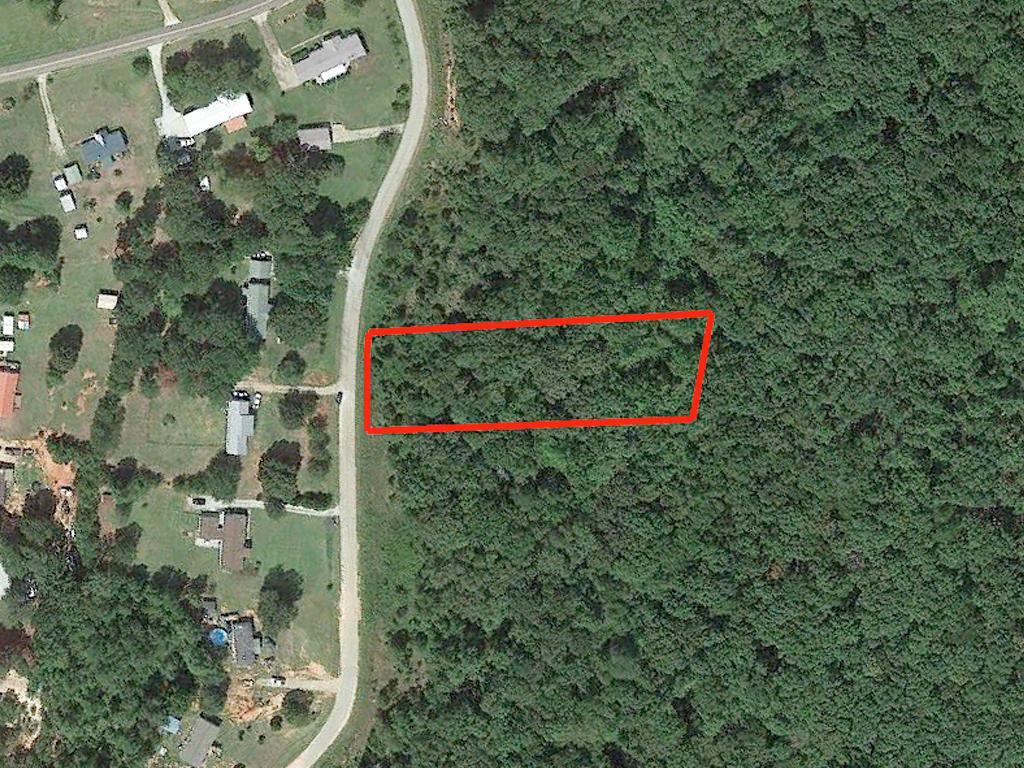 Scenic Georgia Acreage Near the South Carolina Border - Image 1