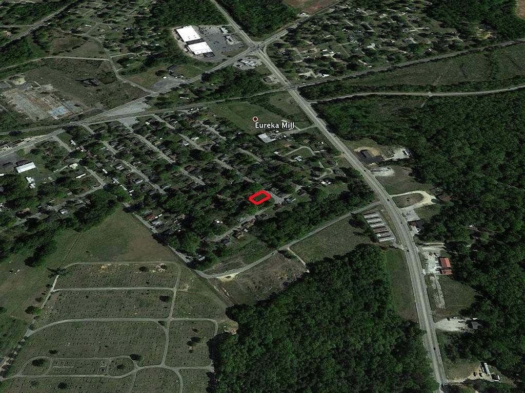 Residential Lot in South Carolina With All Utilities - Image 3