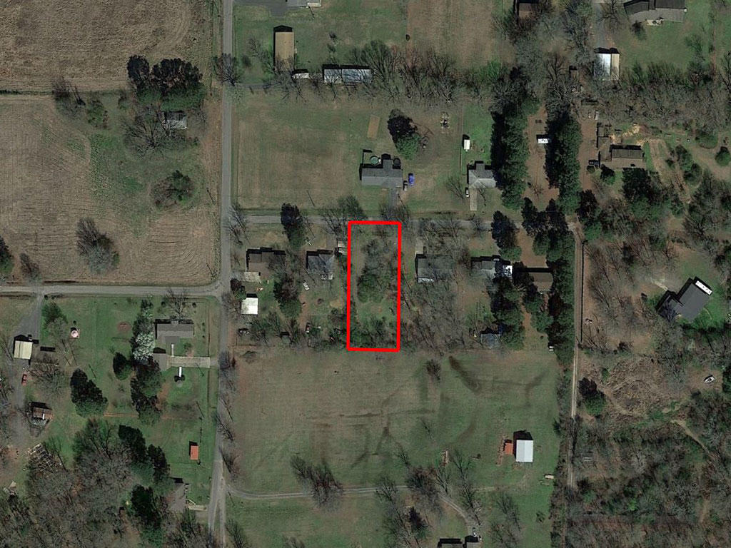 Central Arkansas Residential Homesite - Image 1