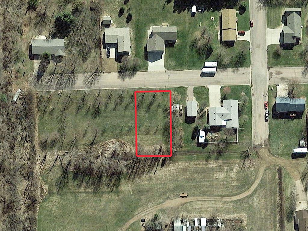 Cleared Quarter Acre in South Dakota - Image 2