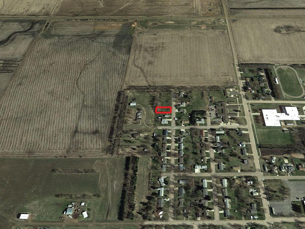 Cleared Quarter Acre in South Dakota - Image 3