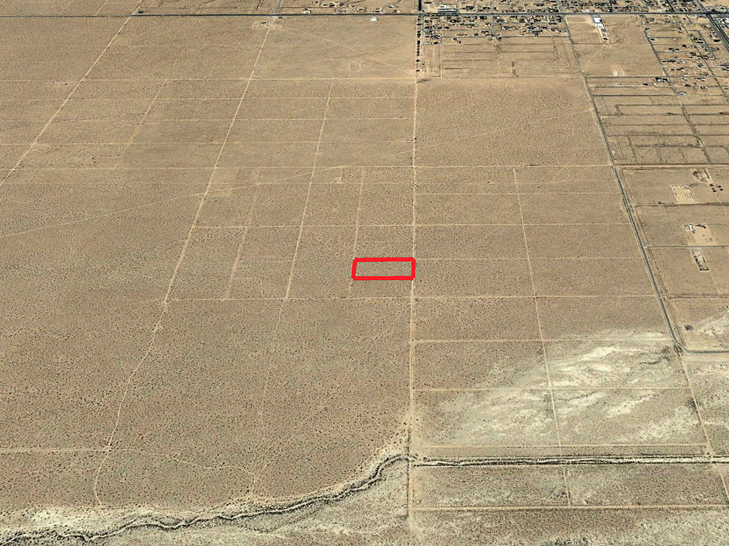 5 Acre Desert Rural Paradise Tract - Image 2