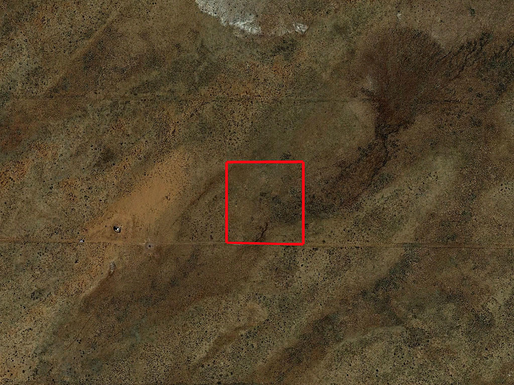 Gorgeous 2 Lots Sold as 1 on Rustic Desert Land - Image 1
