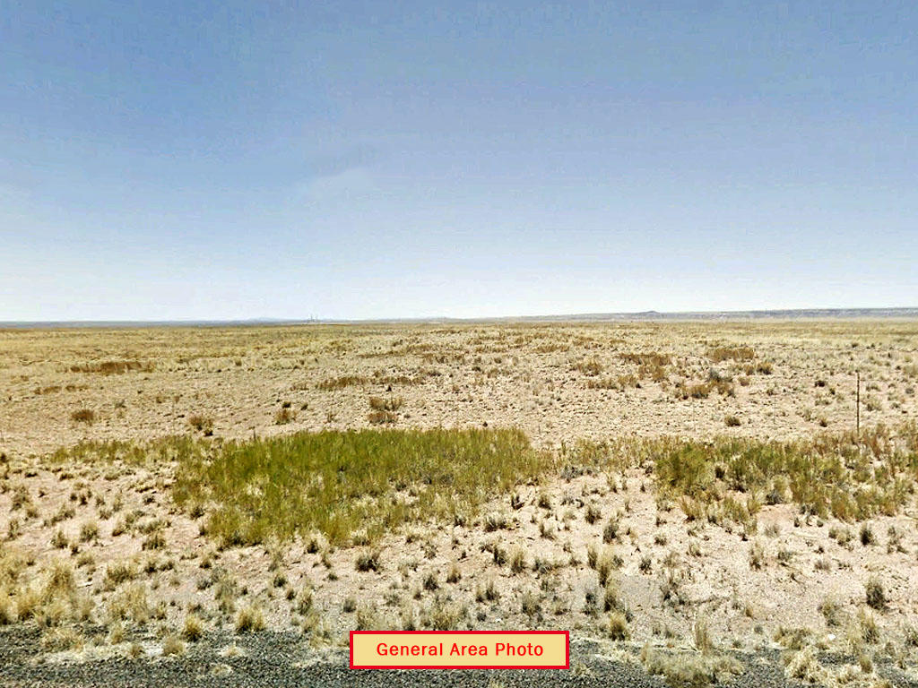 Gorgeous 2 Lots Sold as 1 on Rustic Desert Land - Image 3