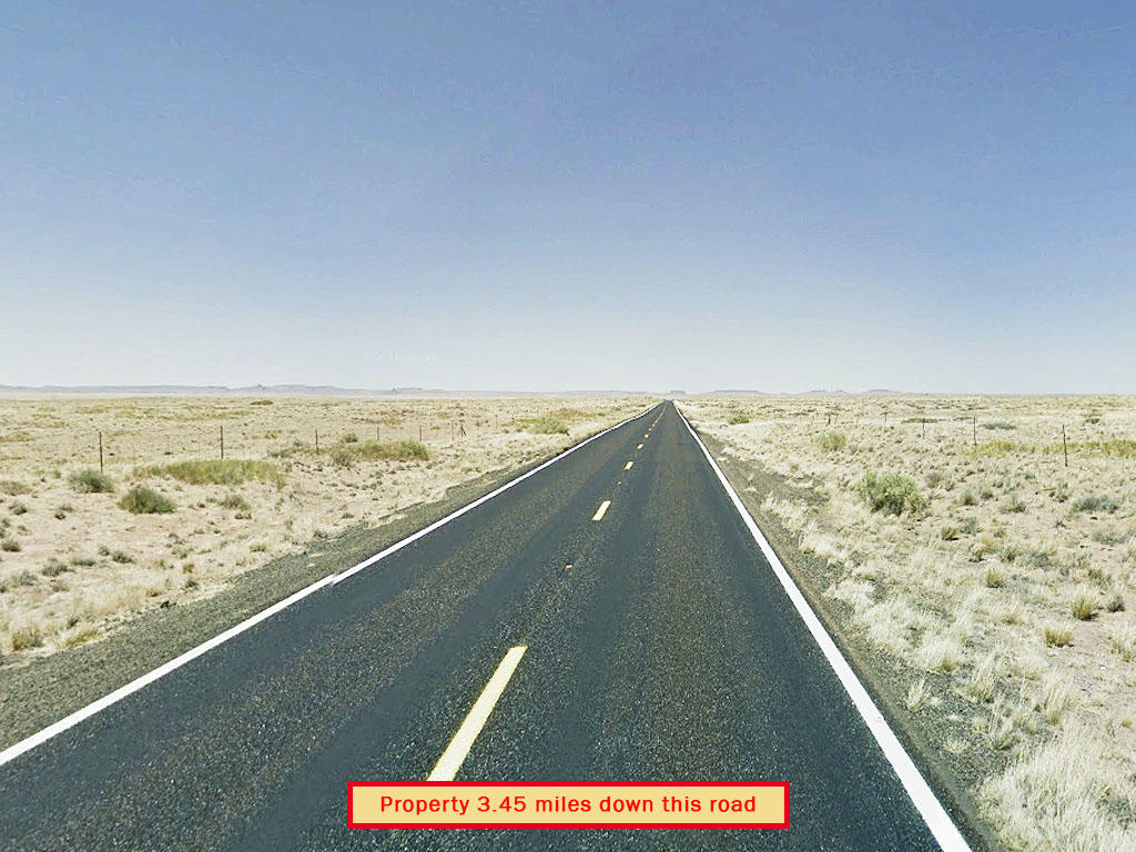 Gorgeous 2 Lots Sold as 1 on Rustic Desert Land - Image 4