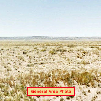 Gorgeous 2 Lots Sold as 1 on Rustic Desert Land - Image 0