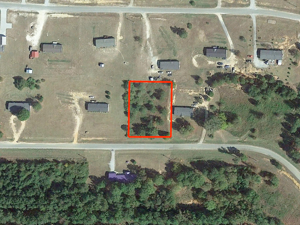 Nearly 3 Quarters of an Acre in Beautiful Peach State - Image 1