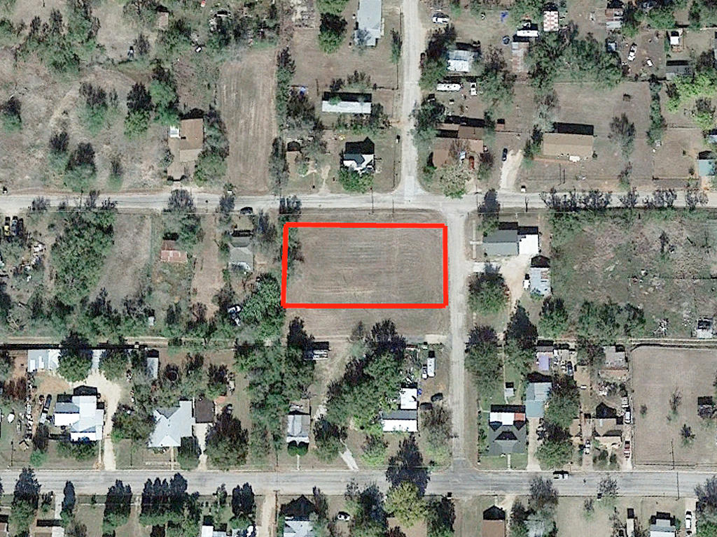 Cleared Half Acre Lot in Sunny Lone Star State - Image 1