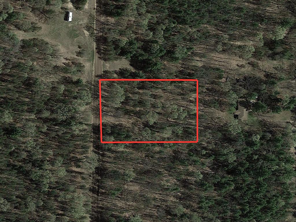 Rare RV Camping Property in Baldwin Michigan - Image 2