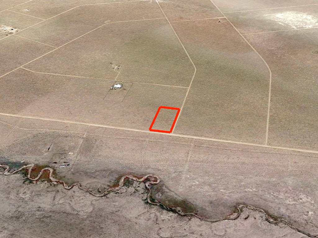 Nearly 5 Acre with Two Access Points Property - Image 2