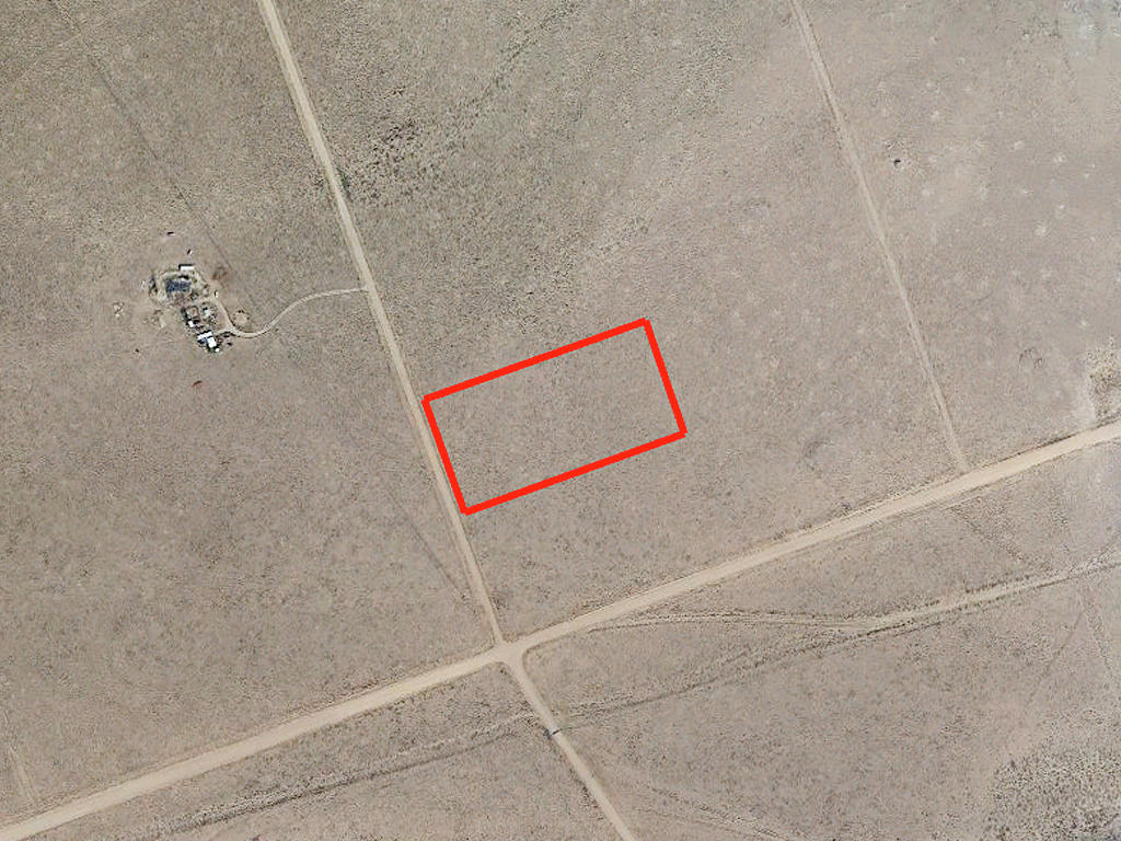 Nearly Five Acre Parcel Minutes From Blanca - Image 1