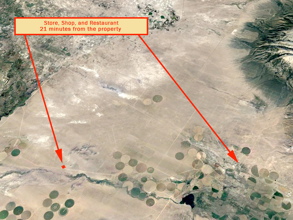 Nearly Five Acre Parcel Minutes From Blanca - Image 5