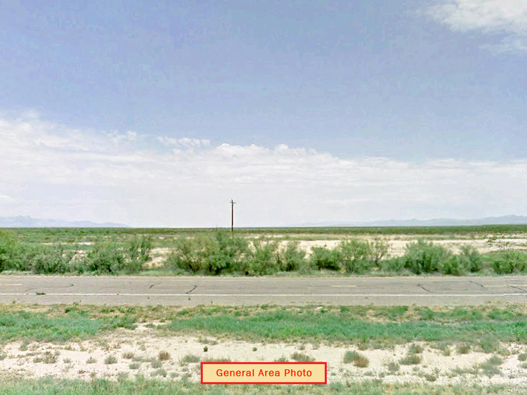 Rural Desert Land on Glorious 5 Acres - Image 3