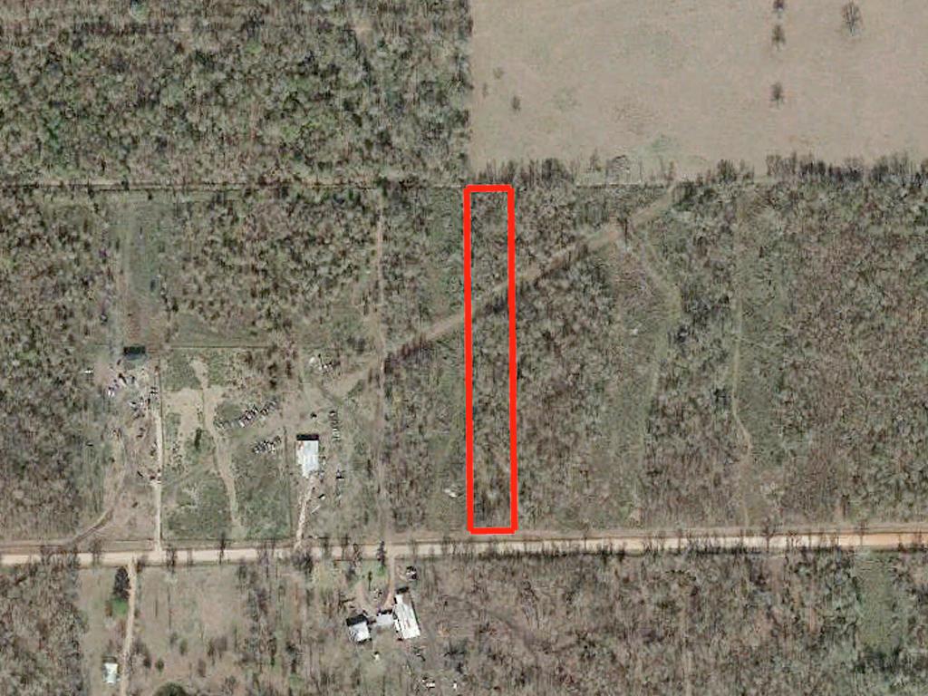 Texas Acreage Near Hardin Texas - Image 2