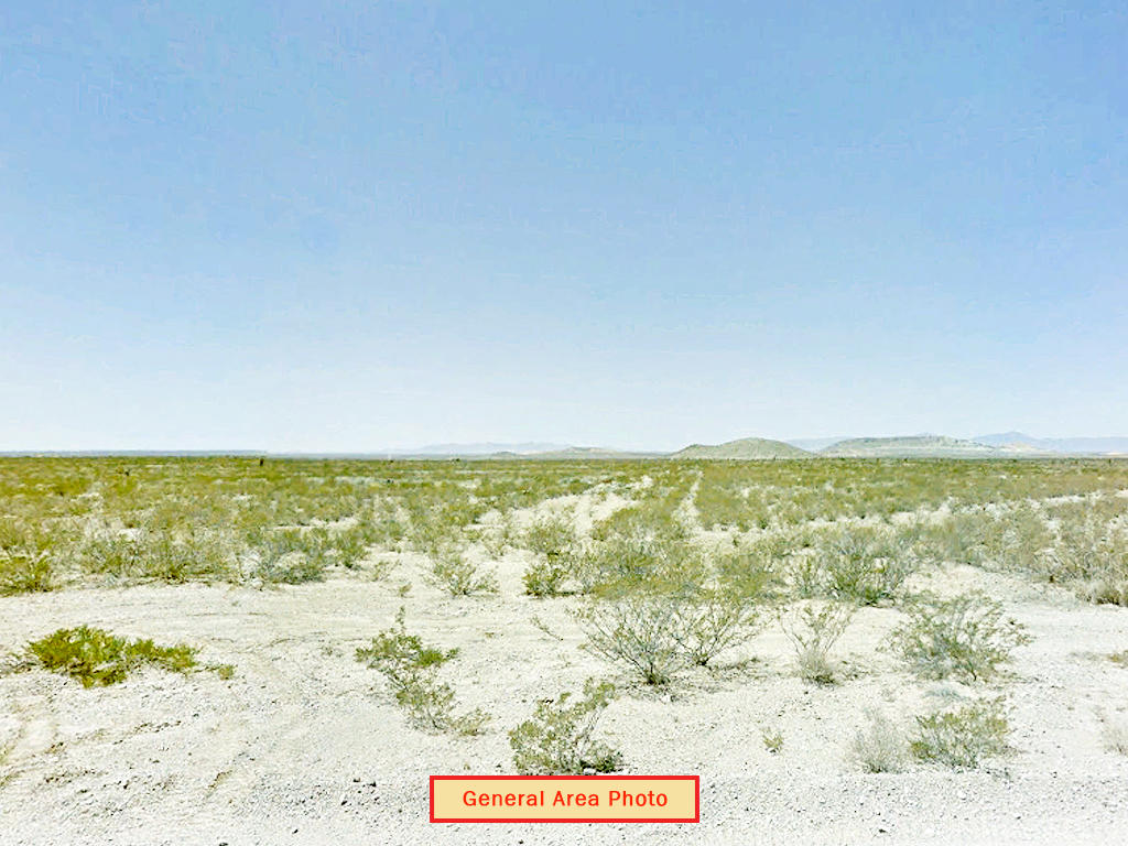 Alluring Desert Half Acre Lot Near Hueco Mountains - Image 4