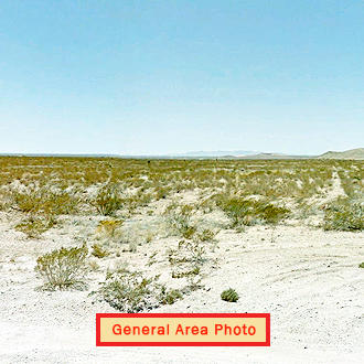 Alluring Desert Half Acre Lot Near Hueco Mountains - Image 1