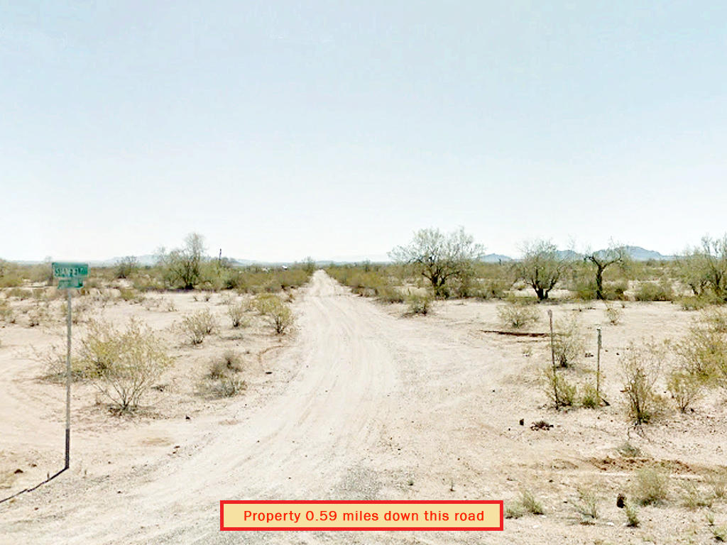 Spacious Desert Land with Plenty of Privacy - Image 5