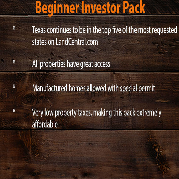 Beginner Pack of Three City Lots in Northern Texas - Image 12