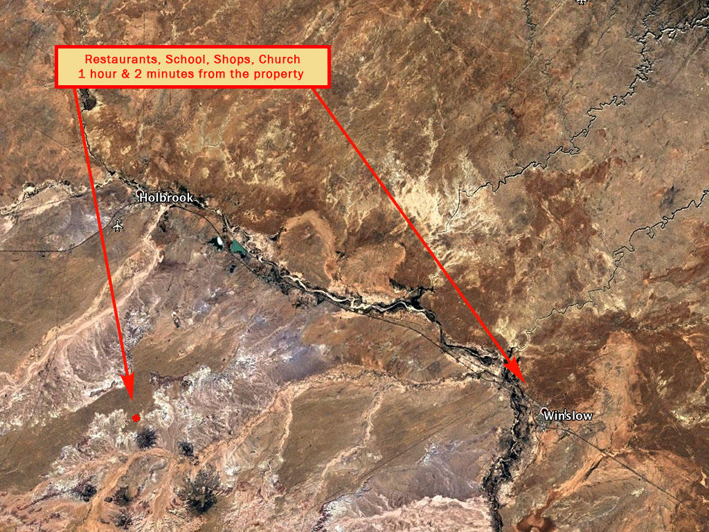 Huge 40 Acre Private Desert Getaway - Image 7
