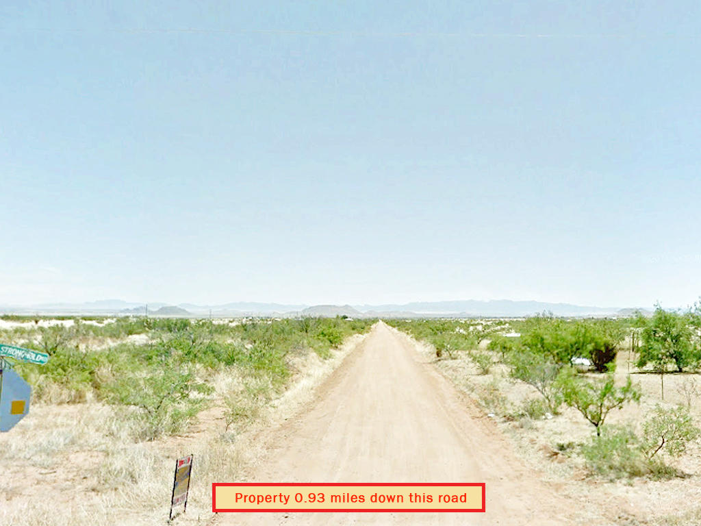 Spacious 1 Acre of Prime Desert Land - Image 5