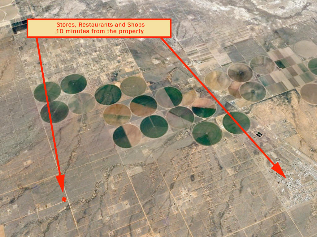Spacious 1 Acre of Prime Desert Land - Image 6