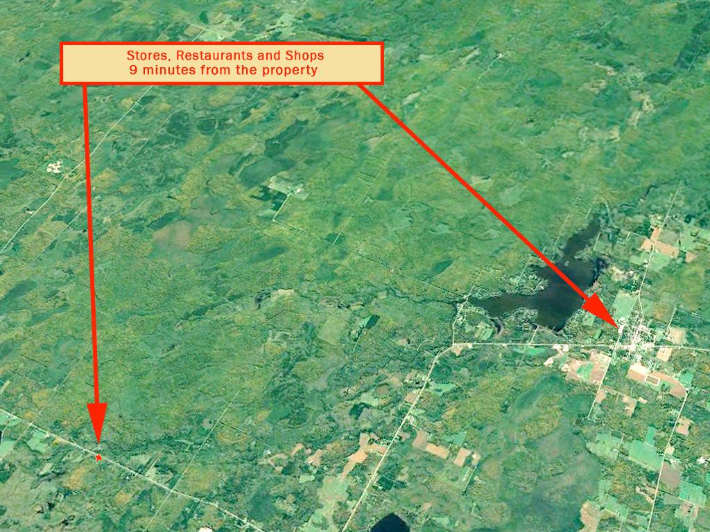 Large Half Acre Lot Near Several Lakes - Image 6