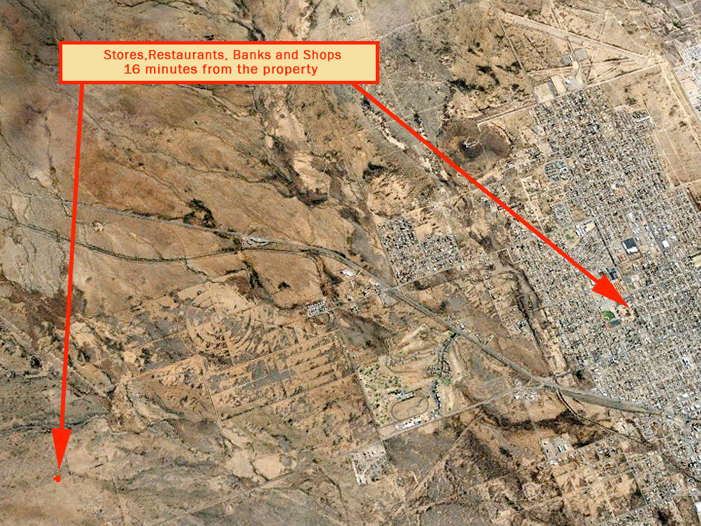 Uniquely Shaped Cochise Residential Property - Image 5