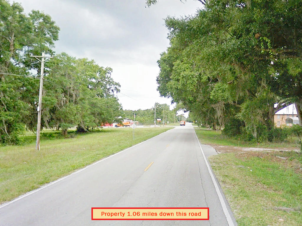 1.63 Acre Undeveloped Road Access Lot - Image 4